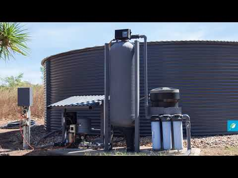 Think Water Darwin | Rural Home Water & Filtration System
