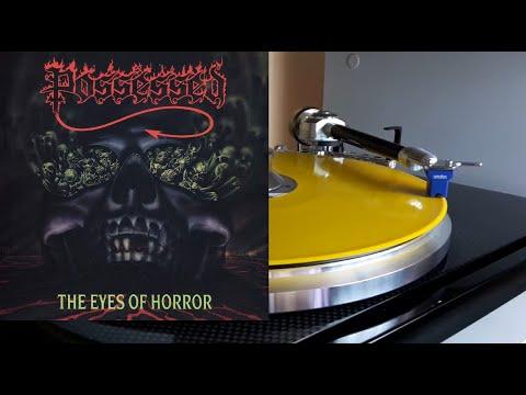 POSSESSE̲D̲ The Eye̲s̲ Of Horro̲r̲ (Full EP) Vinyl rip