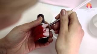 3D-дизайн ногтей гель-лаками и гелевой пудрой Cuccio Veneer(Подробное видео о создании красивого и яркого 3D-дизайна ногтей от преподавателя Марии Солодовник и УЦ Manicurel..., 2015-06-11T10:52:06.000Z)