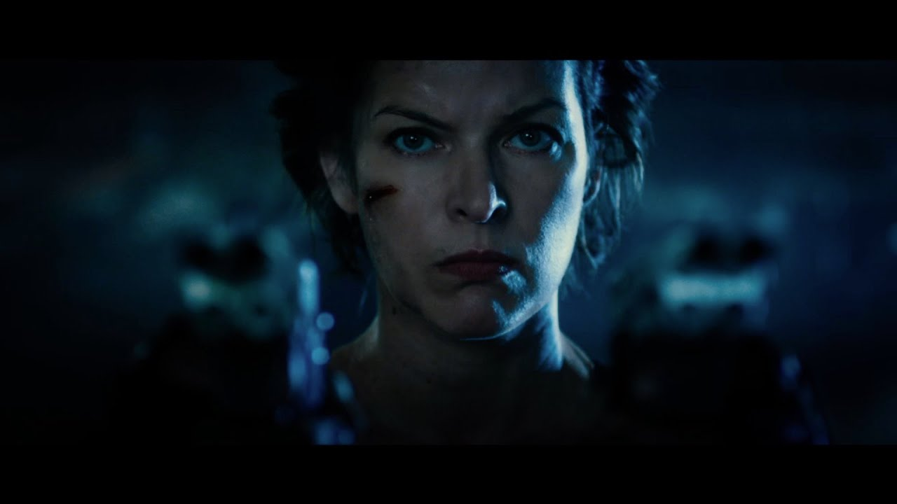 Resident Evil The Final Chapter Official Trailer: 'Resident Evil 5: The Final Chapter' (2017) Official