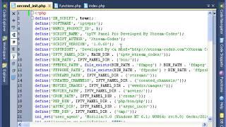 Xtream Codes  IPTV 1.0.60 Decoded