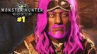 Dansk Monster Hunter World (PC) #1 - MONSTER JAGT