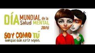 Anuncio Día Mundial de la Salud Mental 2016