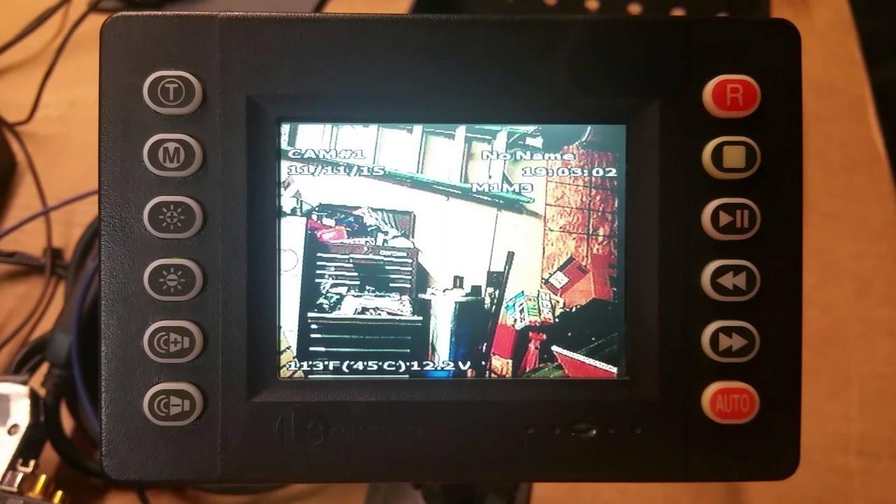 L3 Flashback Mobile Vision Police Cam