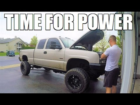 Duramax FINALLY Gets MORE HORSEPOWER!!