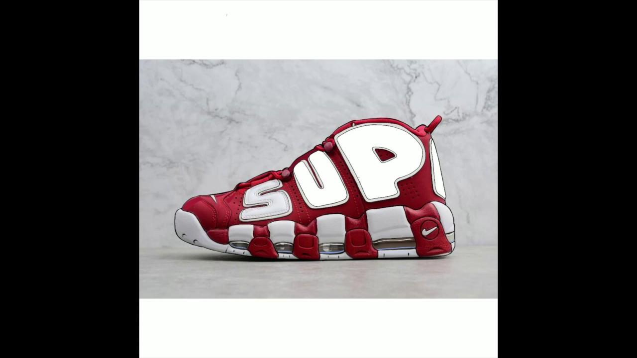 quality design 11ca2 79e26 Supreme x Nike Draw on IPAD - StillALive