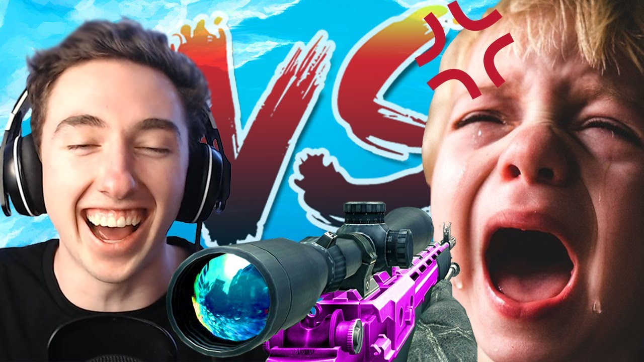 We Entered a 3V3 Tournament Against Angry Kids  - SNIPERS ONLY  | Call of Duty: Modern Warfare
