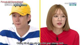 [Vietsub] Weekly Idol ep 264 HD full 160817 JS,Hani,Dahyun,SinB,Joohoen