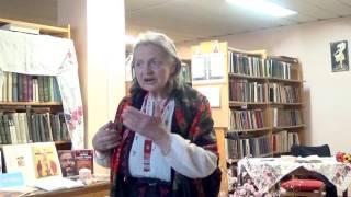 Ліна Костенко ''Ісус Христос розп'ятий був не раз...'' - читає Ганна Приходько