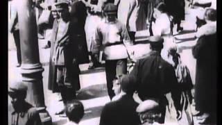 Москва На Сухаревке 1924 год фрагмент фильма Кино глаз