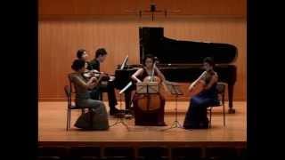 Faure: Piano Quartet in C minor, Op. 15: III. Adagio; IV. Allegro molto