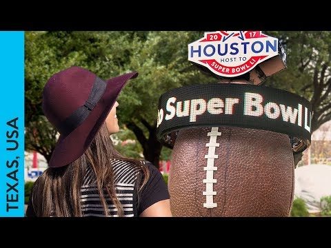 Things to do in Houston, Texas -  TX Travel vlog 1