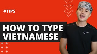 How to Type Vietnamese Using VNI and Telex - (Tutorial ) Learn Vietnamese With SVFF screenshot 3
