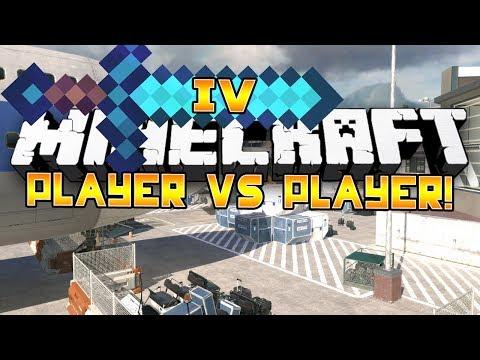 Minecraft PVP: SHARPNESS IV! - w/Preston & Woofless