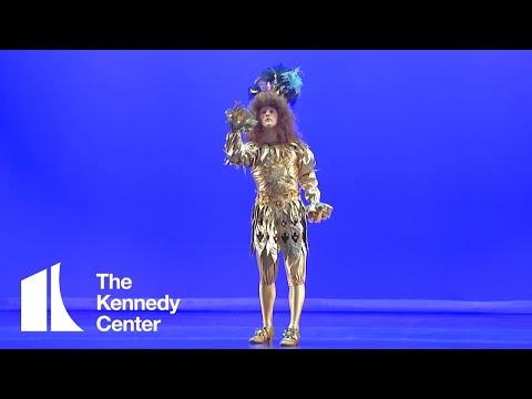 American University & George Washington University Dance - Millennium Stage (March 25, 2016)