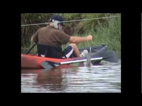 Extreme Kayak Barra Fishing N.T.