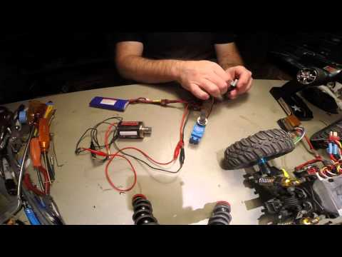 Troubleshooting RC Electronics basics - Diagnose and fix it yourself