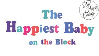 The Happiest Baby on the Block - Harvey Karp (Summary)