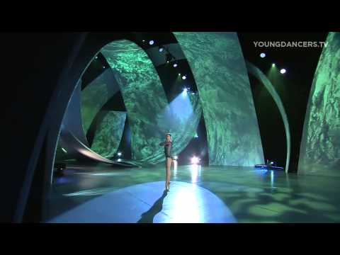 Viktoria Nowak - Piece In Old Style (Poland) LIVE Eurovision Young Dancers 2015