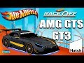 Hot Wheels Race Off - Mercedes AMG GTS GT3 Unlocked