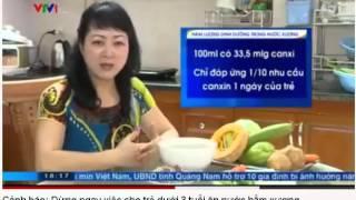 cảnh bo dừng ngay việc cho trẻ dưới 3 tuổi ăn nước hầm xương vtv vietnam