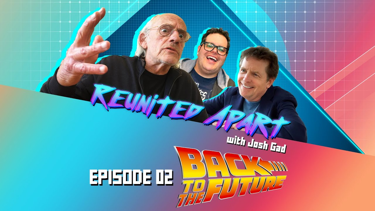 Back to the Future' cast reunite from quarantine for a good cause