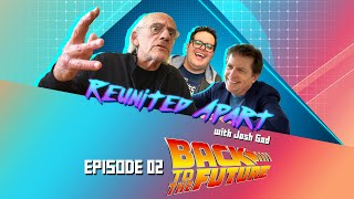 It's Time to go BACK TO THE FUTURE! | Reunited Apart with Josh Gad