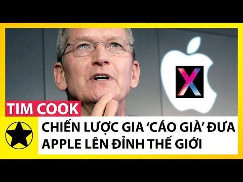 'Cáo Già' Tim Cook – Bí Ẩn Cuộc Đời Của Người Đưa Đế Chế Apple Lên Đỉnh Thế Giới