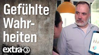 """""""extra 3""""-Familie: Gefühlte Wahrheiten"""