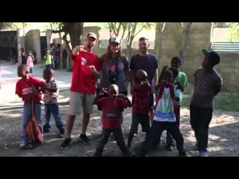 Haiti Kid Planet hello