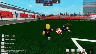 Roblox Juegos: TPS: Street Soccer & Random Stuff :D