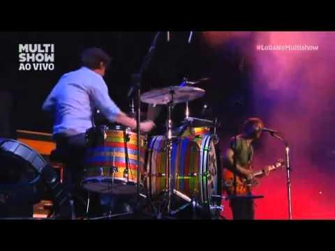 The Black Keys - Girl Is On My Mind (Lollapalooza Brasil 2013)