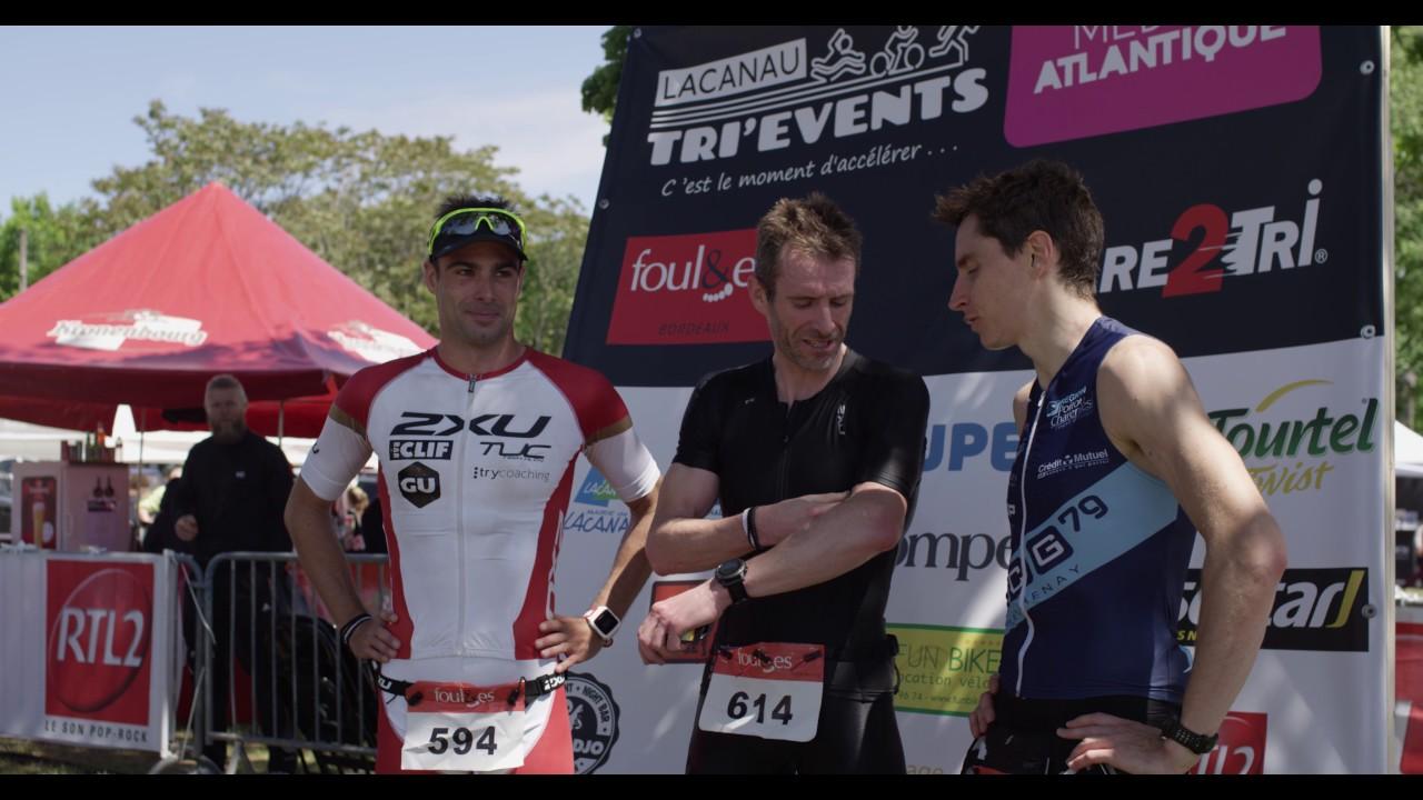 Lacanau Tri'Events Médoc Atlantique 2017 - 4ème édition - Half triathlon