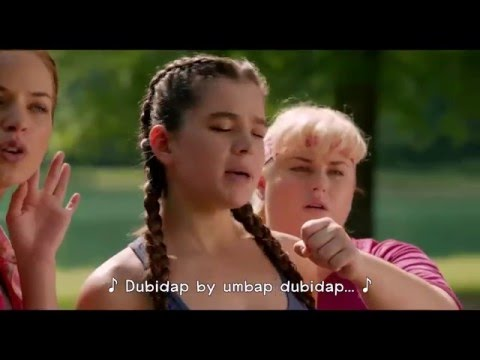 Pitch Perfect 2 - Back To Basics (Lyrics) 1080pHD