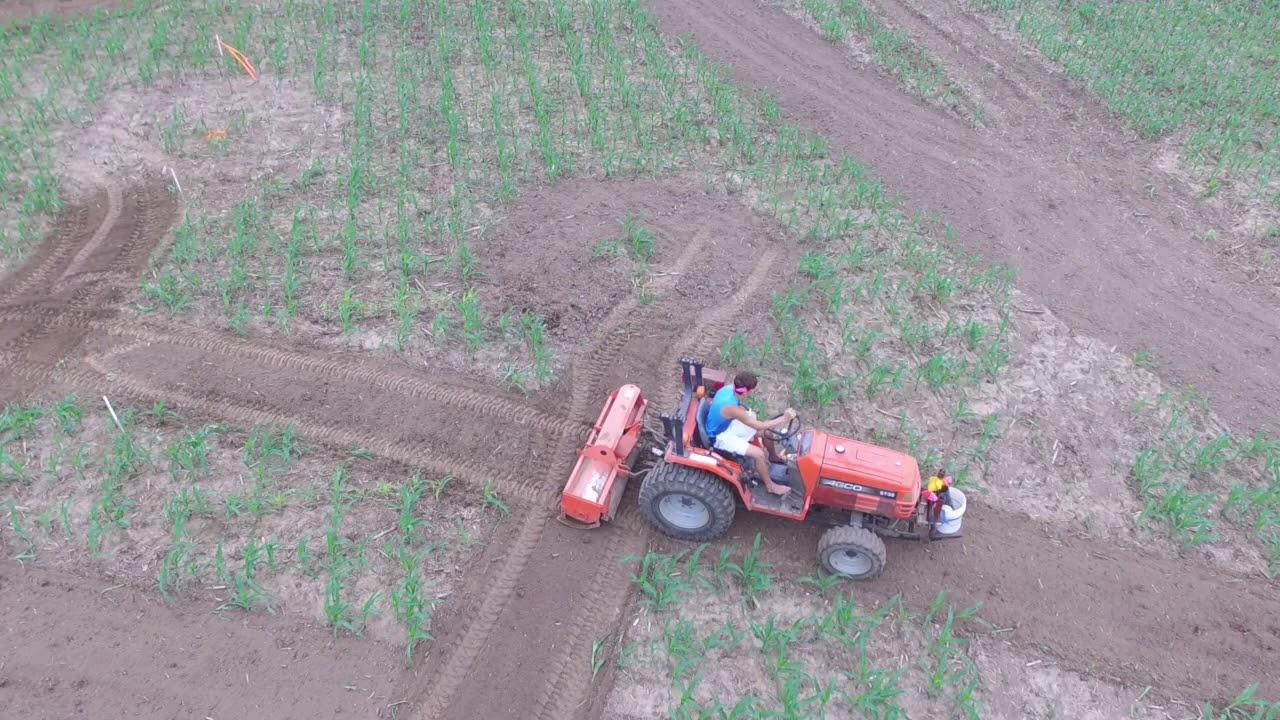 making the treinen farm 2018 corn maze the elephant s child youtube