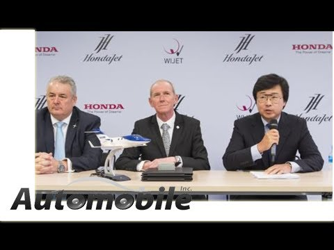 Air taxi service provider Wijet to upgrade business jet fleet with 16 HondaJet worth $78M | by Auto