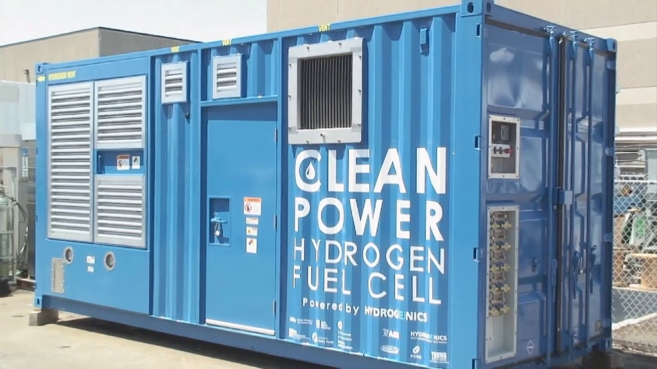 Hydrogen Fuel Cell Project at Honolulu Harbor