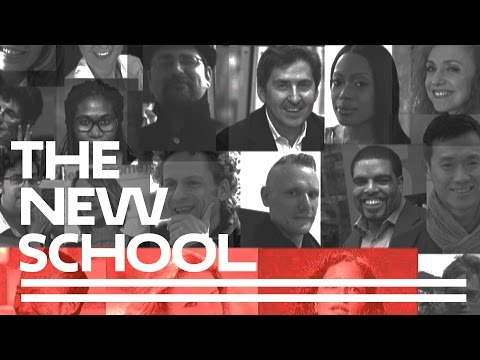 Grad Expo 2015: Opening Session I The New School