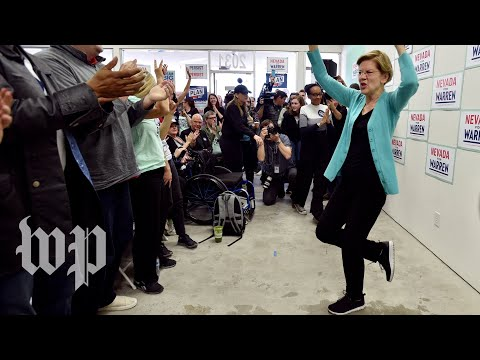 Download  Warren hopes her debate performance in Nevada will revive her campaign Gratis, download lagu terbaru