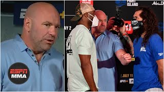 Dana White calls Usman vs. Masvidal the fight people want to see | UFC 251 | ESPN MMA