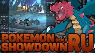 Pokemon Showdown [RU] - Shardrago braucht keinen Stab!