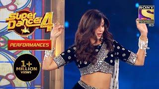 Shilpa न दखए अपन Dance Moves Super Dancer 4  सपर डसर 4