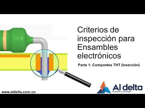 Criterios De Aceptacion IPC 610 De Soldadura De Circuitos Impresos