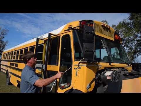 Passenger Bus CDL Class B Pre-Trip Inspection