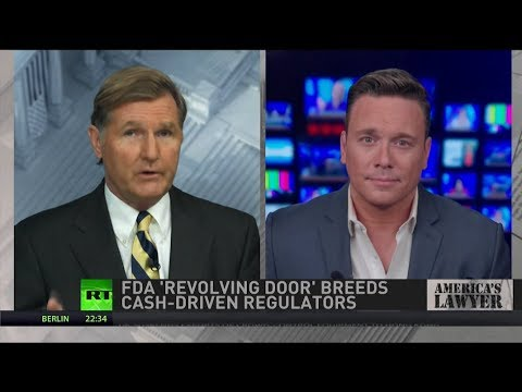 Revolving Door Between Big Pharma and FDA Regulators Breedin