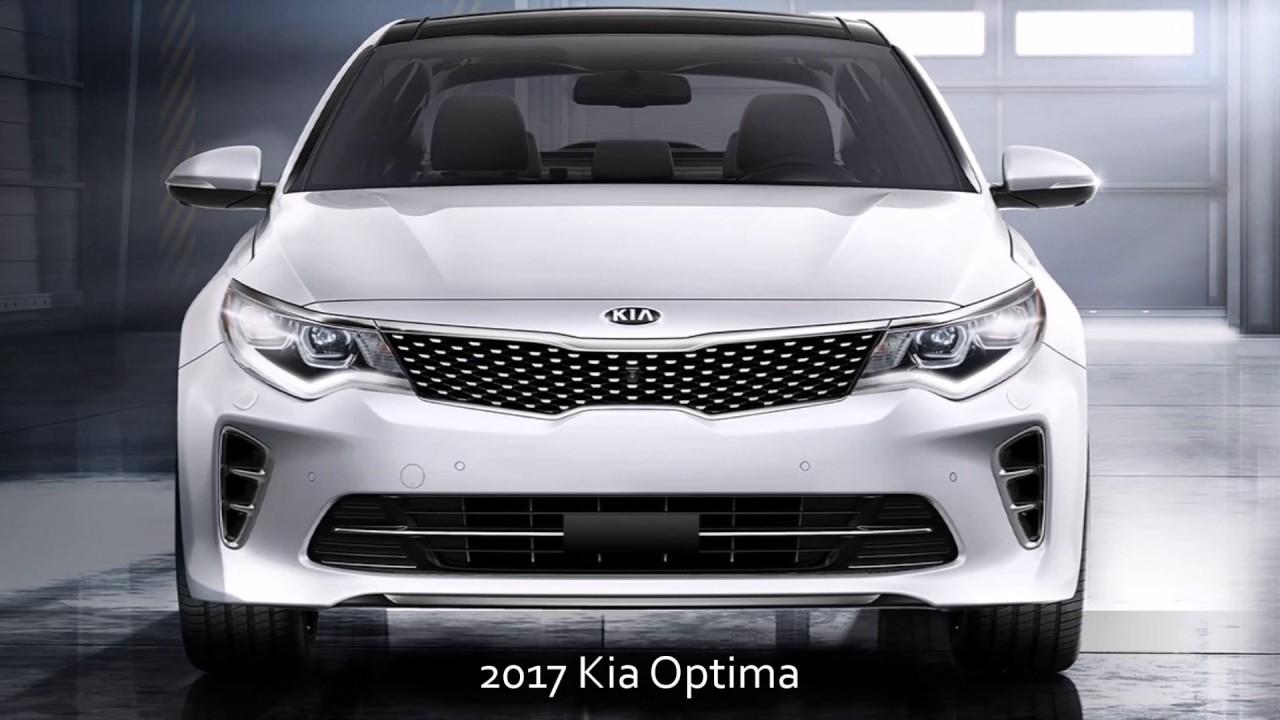 2017 Kia Optima From Riverchase Kia Serving Birmingham