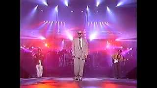 ポップス&ロック 1989ライブ より。 同年発売のアルバム「I.B.W.」に収...