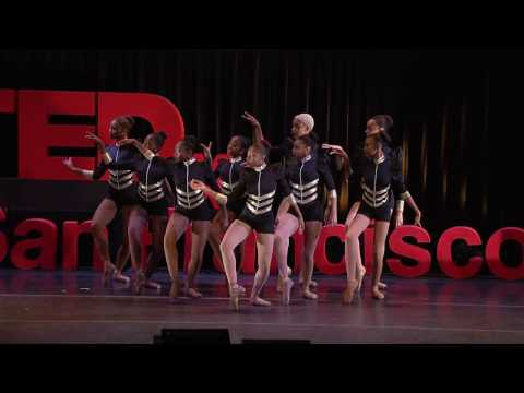 Performance | The Hiplet Ballerinas | TEDxSanFrancisco
