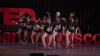 Performance | The Hiplet Ballerinas | TEDxSanFrancisco