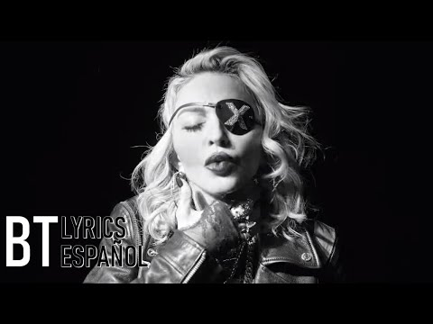 Madonna, Swae Lee - Crave (Lyrics + Español) Video Official